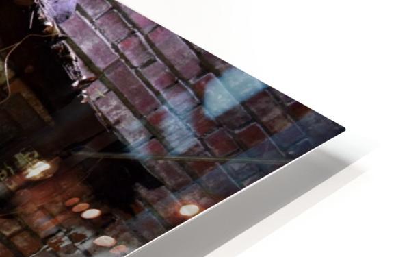 Angel in Krylon HD Sublimation Metal print