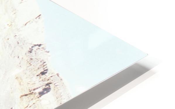 Ice Fields Transportation - Banff Canada HD Sublimation Metal print