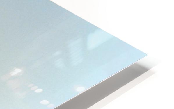rockport retouched HD Sublimation Metal print