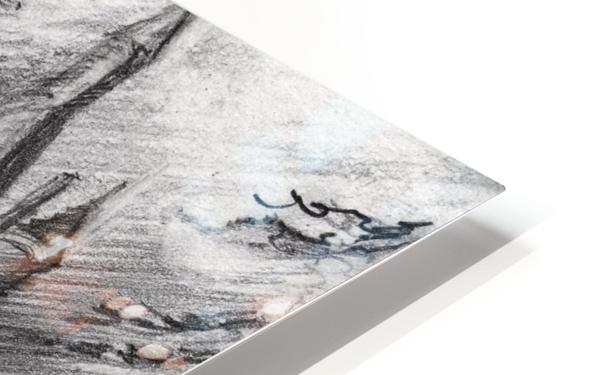 Wijk bij Duurstede – 13-05-19 HD Sublimation Metal print