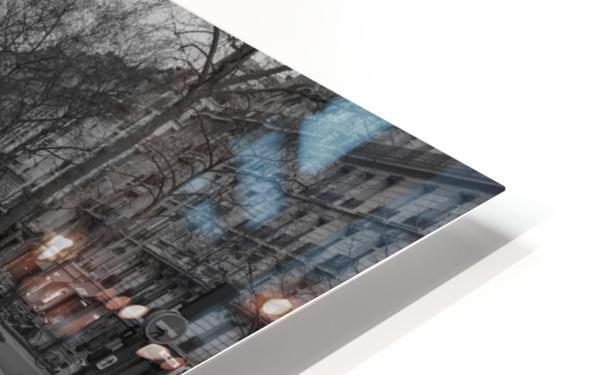 Paris - Street  2018 HD Sublimation Metal print