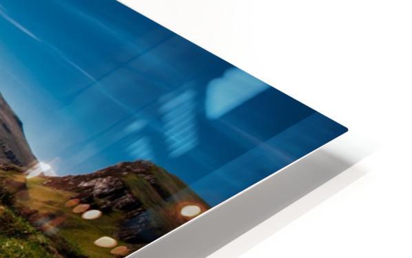 landscape quairaing scotland HD Sublimation Metal print