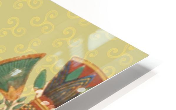 egyptian design man artifact royal HD Sublimation Metal print