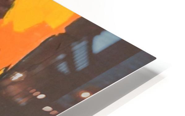 12 HD Sublimation Metal print