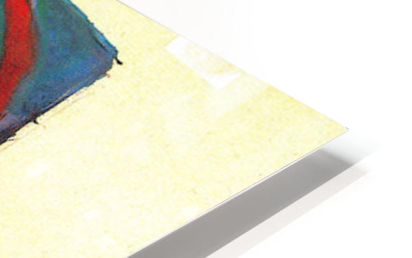 Vignette D by Franz Marc HD Sublimation Metal print