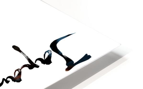 Japanese Concept 01A HD Sublimation Metal print