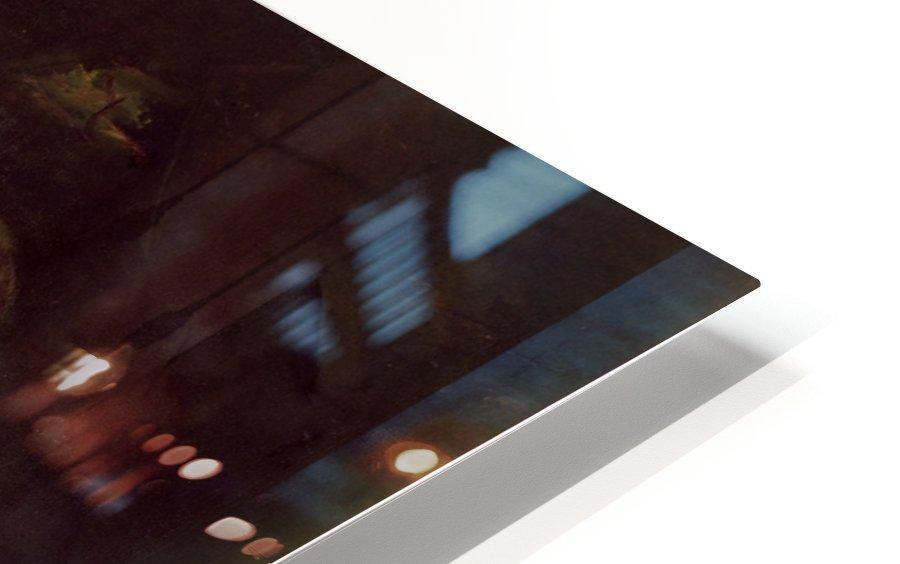 Sir Walter Scott HD Sublimation Metal print