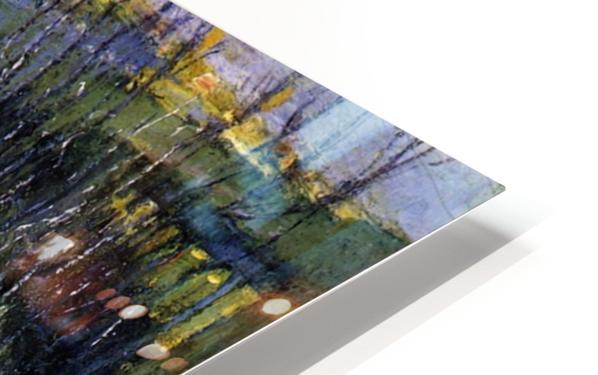 Bridge Harlem HD Sublimation Metal print