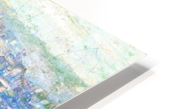 City landscape HD Sublimation Metal print