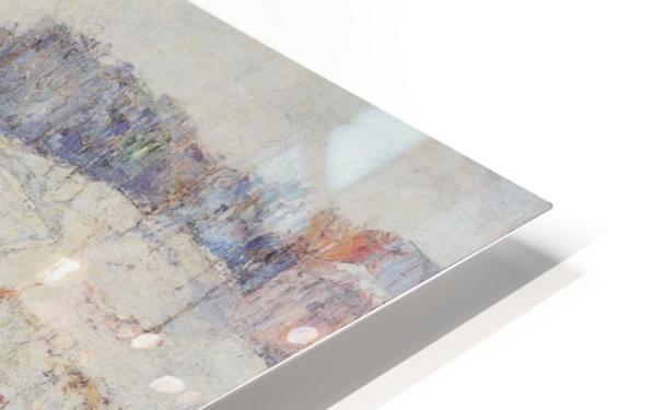 The Hudson HD Sublimation Metal print