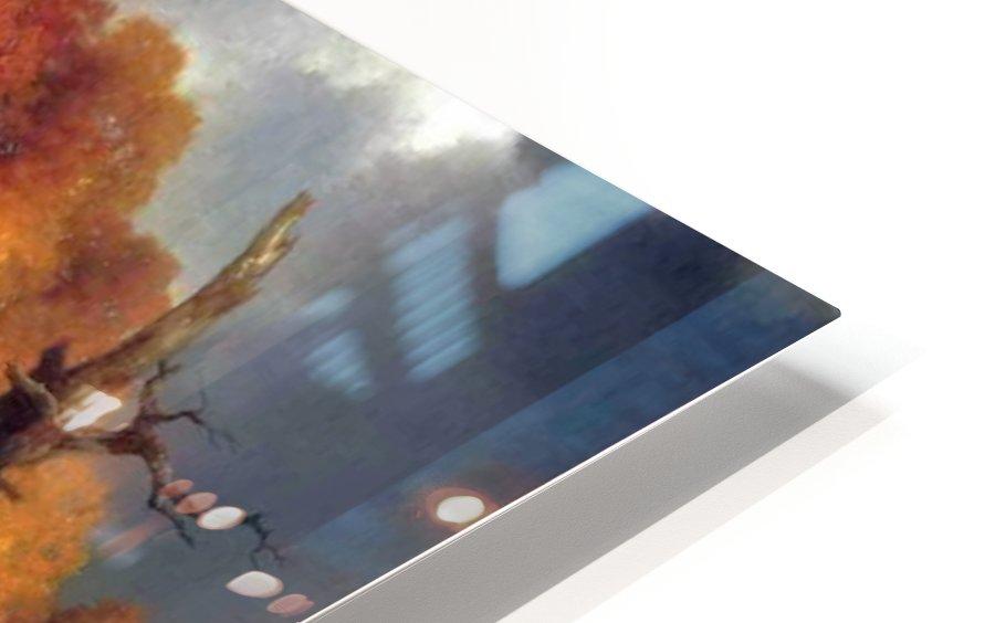 Autumn HD Sublimation Metal print