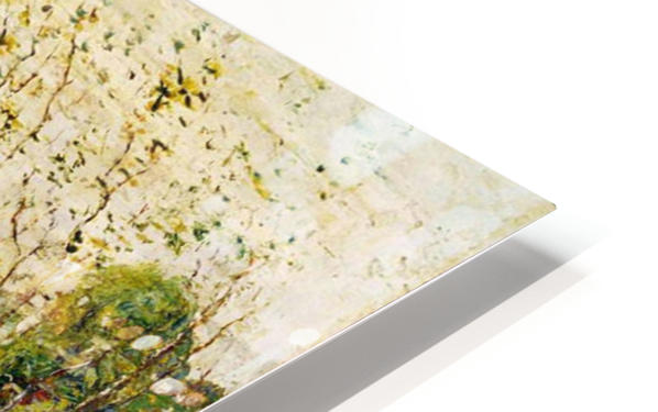 Springtime, Harlem River HD Sublimation Metal print