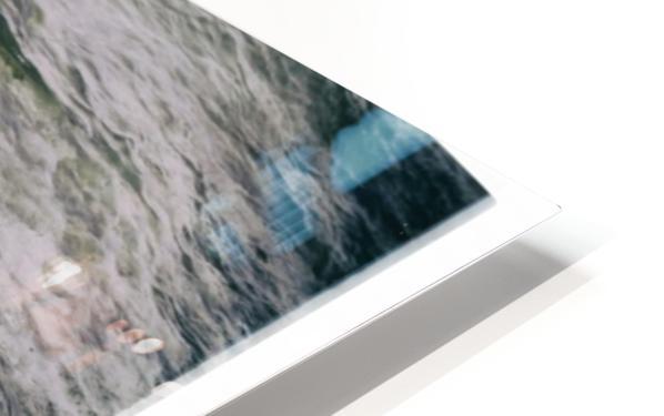 Crashing Waves HD Sublimation Metal print