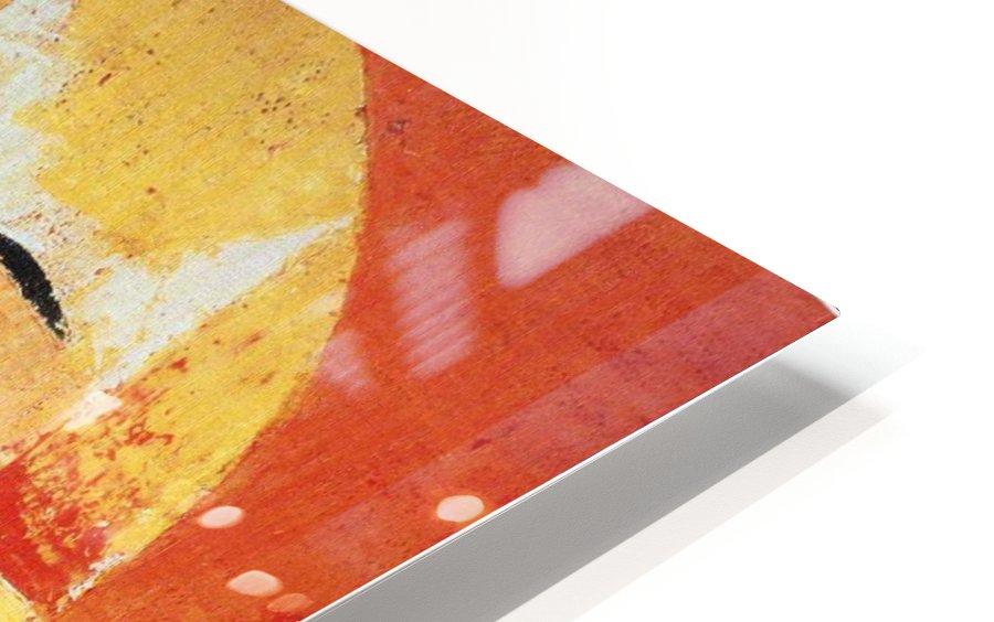 Senecio HD Sublimation Metal print