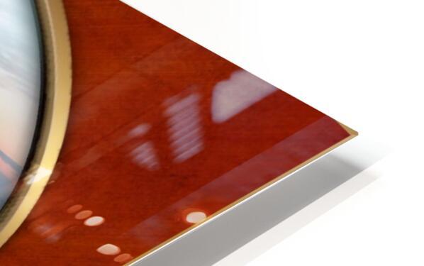 Landscape-10 HD Sublimation Metal print