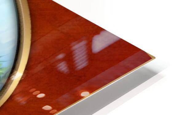 Landscape12 HD Sublimation Metal print