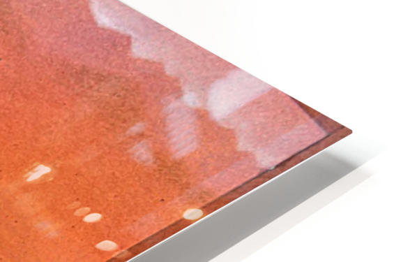 Rocket HD Sublimation Metal print