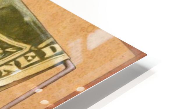 Dollar HD Sublimation Metal print