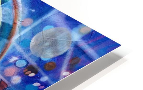 WE PRAY SCARS HD Sublimation Metal print