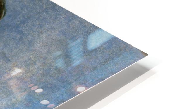 Abandoned HD Sublimation Metal print