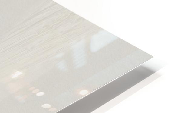 Misty Landscape HD Sublimation Metal print