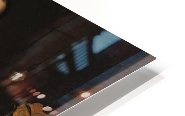 Mrs.George Watson HD Sublimation Metal print