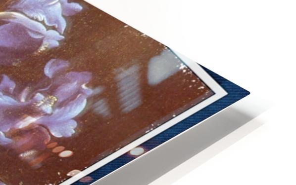 Brilliant Floral Display Impression de sublimation métal HD