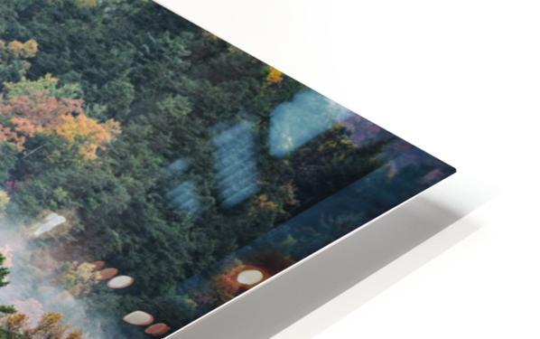 Smokey Mountain  HD Sublimation Metal print