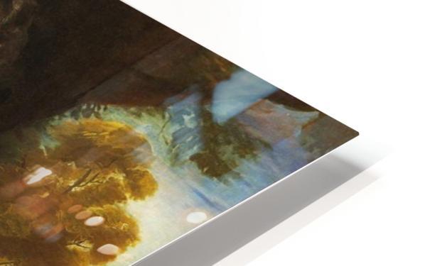 Richard Heber HD Sublimation Metal print