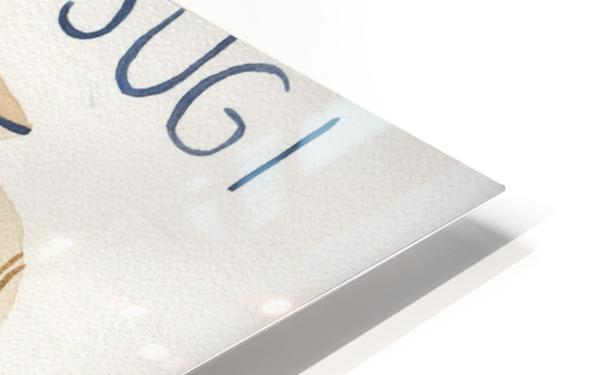Kintsugi HD Sublimation Metal print
