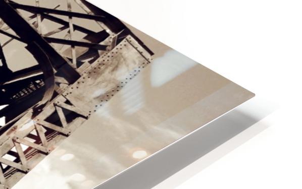Over the Bridge HD Sublimation Metal print