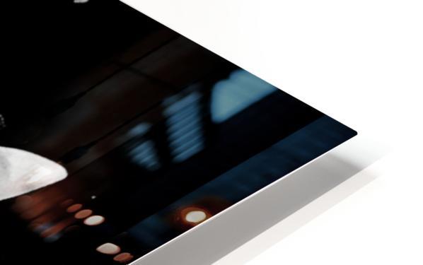 White Is the love  Impression de sublimation métal HD