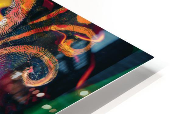 shapes development HD Sublimation Metal print