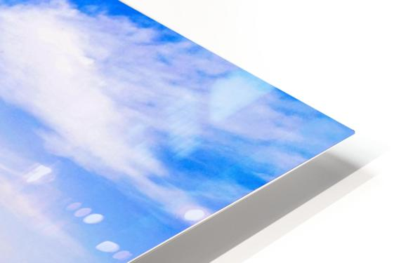 V  HD Sublimation Metal print