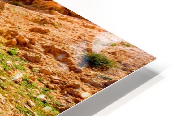 Grotte Sahara HD Sublimation Metal print