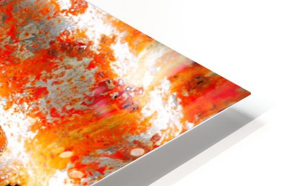 Corrugated Iron Series 13 HD Sublimation Metal print