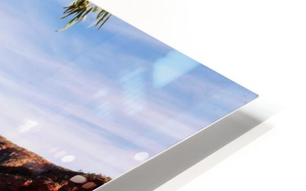 Ghost Gum  - Central Australia 3 HD Sublimation Metal print