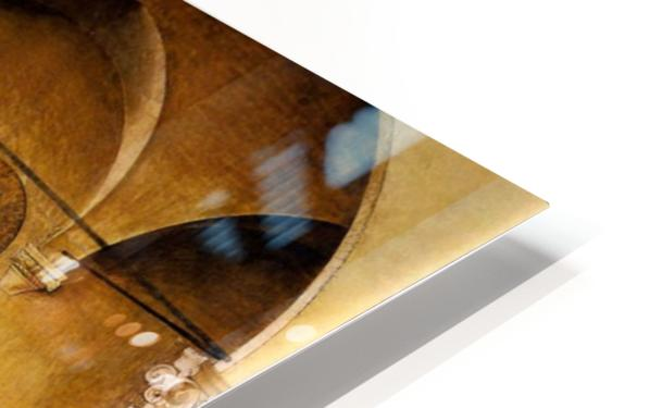 The Announcement HD Sublimation Metal print