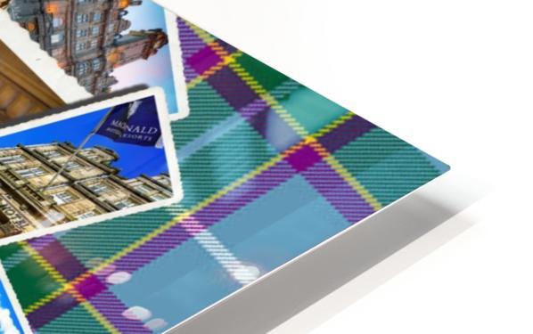 Scotland 2016 HD Sublimation Metal print