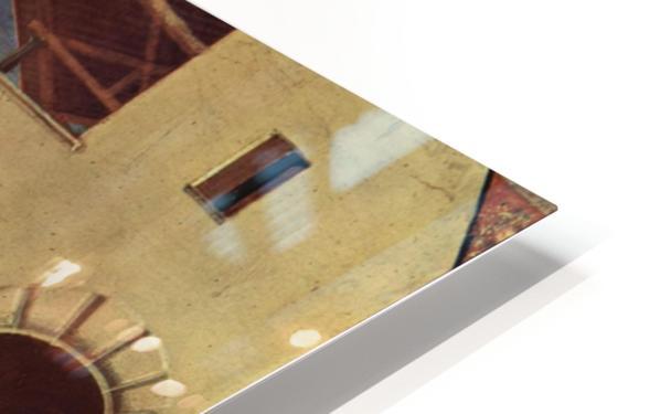 Public teaches HD Sublimation Metal print