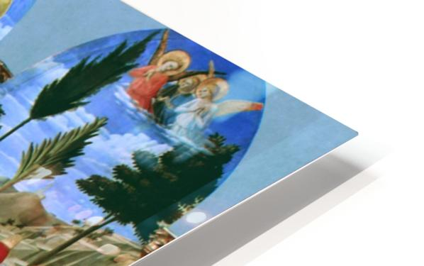 The Deposition from the Cross HD Sublimation Metal print