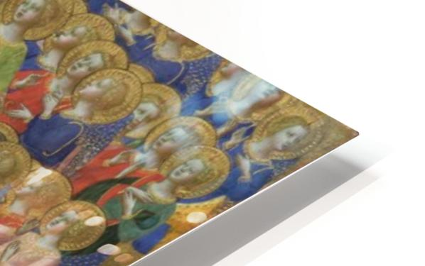 Christ Glorified In The Court Of Heaven HD Sublimation Metal print