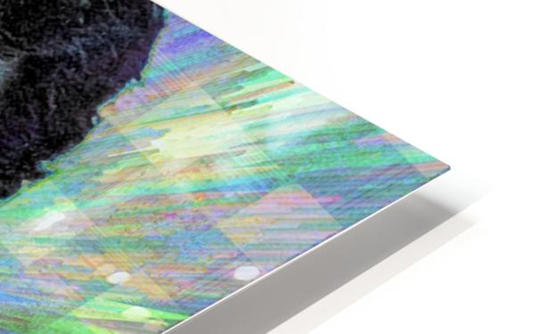 Electric Tesla HD Sublimation Metal print