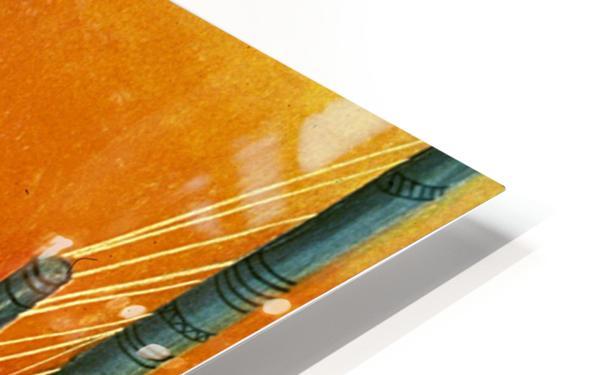Griot HD Sublimation Metal print
