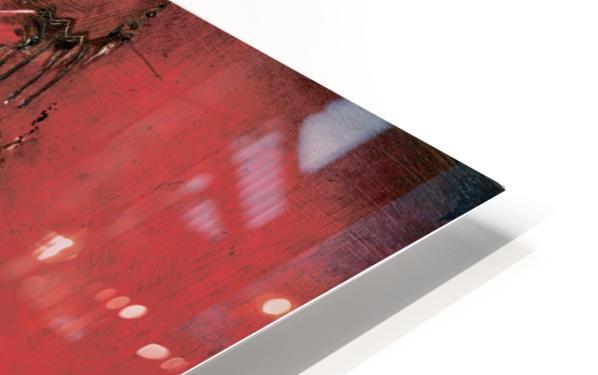Massai HD Sublimation Metal print