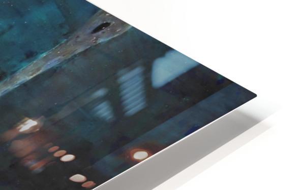 Oldtimers HD Sublimation Metal print