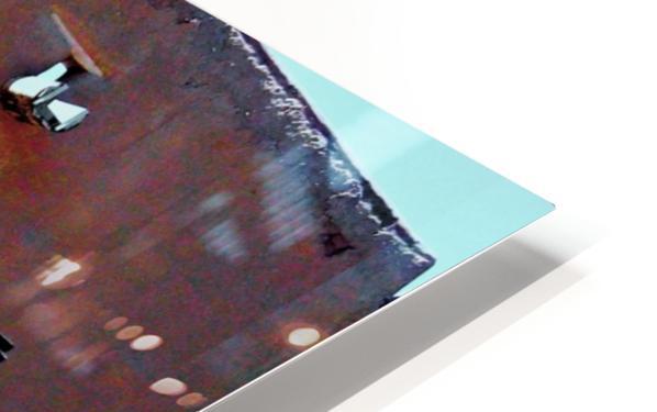 Hand cart HD Sublimation Metal print