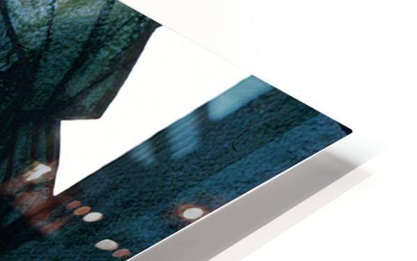 La marchande HD Sublimation Metal print