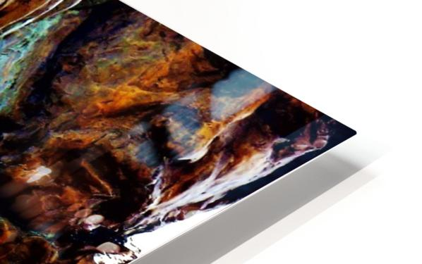 Face to Face HD Sublimation Metal print