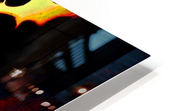 Moonshadow HD Sublimation Metal print